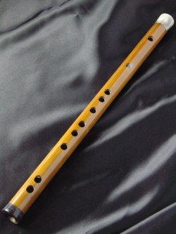画像1: 鉄心笛
